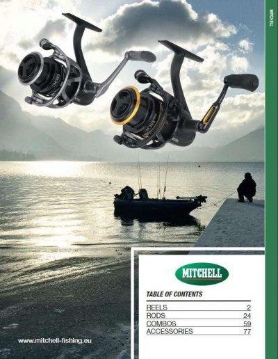 Catálogo Mitchell 18