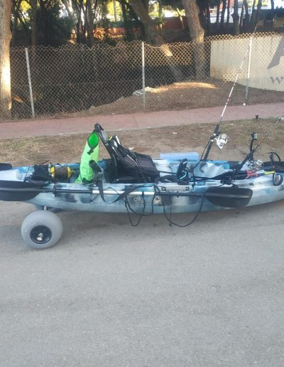 Kayak 27Oct19